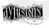 Dyan Reaveley's Dylusions Cling und Clear Stamps