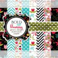 Bold and Blooming - GKD Patterned Paper Pack