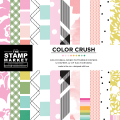 Color Crush Patterns 6×6 Paper Pack