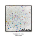 Iridescent Snow Crystals - Studio Katia