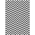 Chevron Background plus gratis Papier und Sandpapier