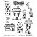 Right Up Your Street - Dyan Reaveley's Dylusions Cling Stamp
