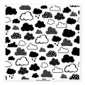 Cloudy Day Pattern