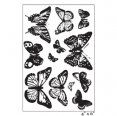 Maya Road Ornate Vintage Butterflies